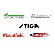 Noževi Stiga, GGP, Castelgarden, Hurricane, Mountfield, Atco