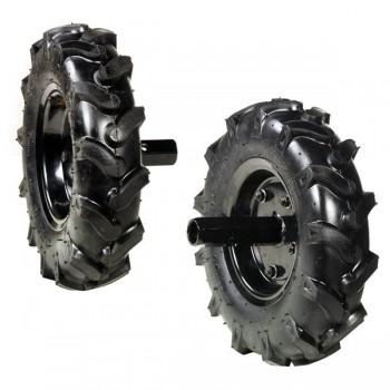 kotači Bertolini 204S, 205, gumeni