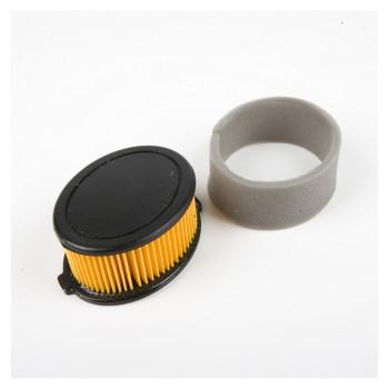 filter/predfilter kit MTD CC/MTD 35/55 OHV H, kopačice/prozračivači papir/spužva (751-10794) originalni