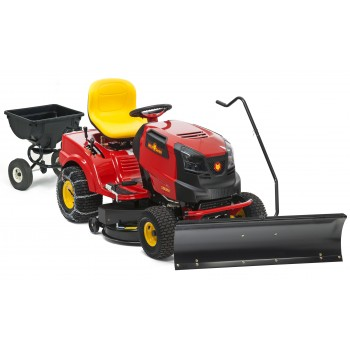 traktorska kosilica WOLF-Garten S 96.130 T zimski set