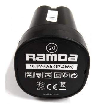 Baterija LI-ion 16.8 V / 4.0 Ah