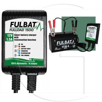punjač akumulatora fulbat FL1500