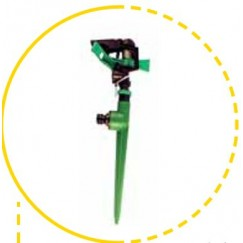raspršivač, rotacijski, PVC, sa šiljkom, ultra